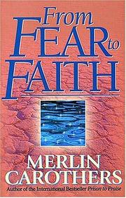 Cover of: From fear to faith