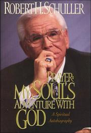 Cover of: Prayer: My Soul's Adventure With God