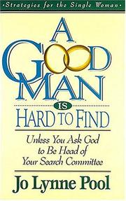 Cover of: A good man is hard to find