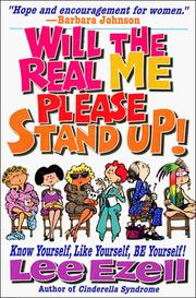 Cover of: Will the real me please stand up!