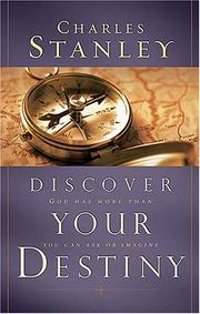 Cover of: Discover Your Destiny