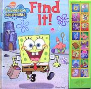Cover of: SpongeBob SquarePants Find It!