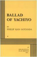 Cover of: Ballad of Yachiyo