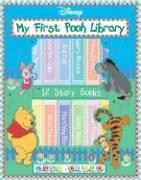 Cover of: First Pooh Stories (My First Library) |