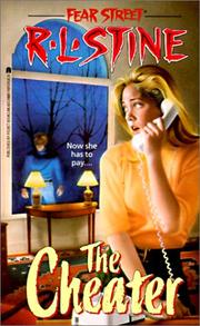 Cover of: The Cheater (Fear Street): THE CHEATER