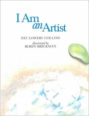 Cover of: I am an artist