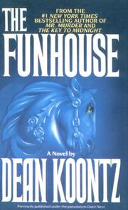 Cover of: The funhouse