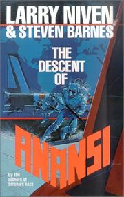 Cover of: Descent of Anansi