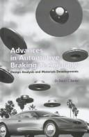 Cover of: Advances in automotive braking technology |