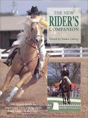 Cover of: The New Rider's Companion | Emma Callery