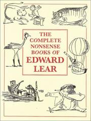 Cover of: The complete nonsense book