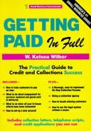Cover of: Getting paid in full
