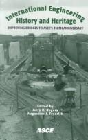 Cover of: International engineering history and heritage