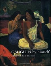 Cover of: Gauguin by Himself (Artist by Himself)