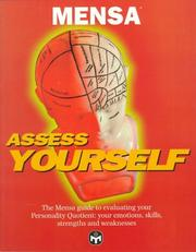 Cover of: Mensa Assess Yourself