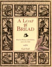Cover of: A Loaf of Bread