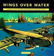 Cover of: Wings Over Water | David Oliver