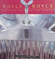 Cover of: Rolls-Royce