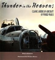 Cover of: Thunder in the Heavens