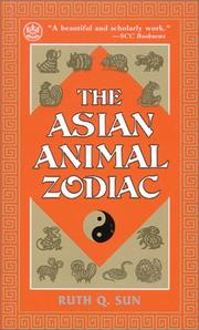 Cover of: The Asian Animal Zodiac