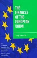 Cover of: The finances of the European Union