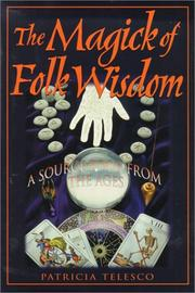 Cover of: The Magick of Folk Wisdom