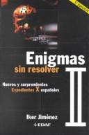Cover of: Enigmas sin resolver II