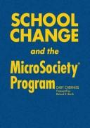 Cover of: School change and the Microsociety Program | Beverly A. Potter