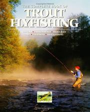 Cover of: Complete Book of Trout Flyfishing | Not Available