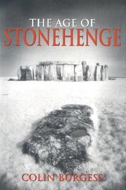Cover of: The age of Stonehenge