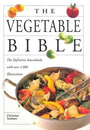 Cover of: The Vegetable Bible