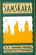 Cover of: Samskāra =