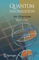 Quantum information by Gregg Jaeger