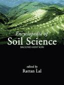 Cover of: Encyclopedia of Soil Science