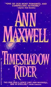 Cover of: Timeshadow Rider