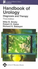 Cover of: Handbook of Urology | Mike B Siroky
