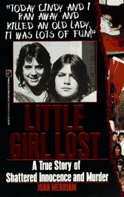 Cover of: Little Girl Lost (True Crime)