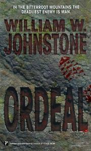 Cover of: Ordeal | William W. Johnstone