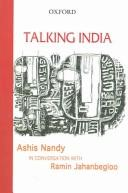 Cover of: Talking India | Ashis Nandy