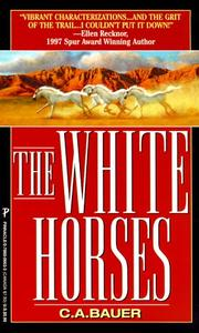 Cover of: The White Horses