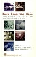 Cover of: Down from the Hill