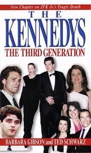 Cover of: The Kennedys: The Third Generation