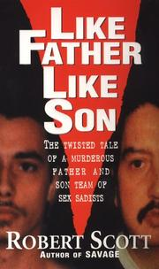 Cover of: Like Father Like Son | Robert Scott