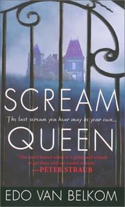Cover of: Scream queen