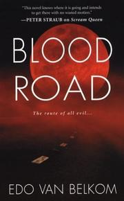 Cover of: Blood road