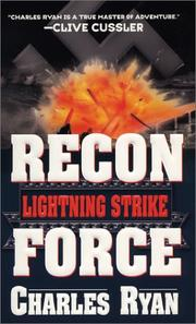 Cover of: Recon force | Ryan, Charles.