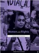 Cover of: Women and rights