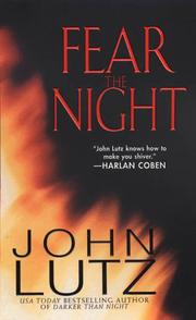 Cover of: Fear The Night | John Lutz