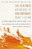 Cover of: The Scribner Anthology of Contemporary Short Fiction