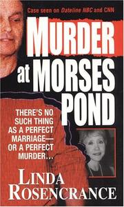 Cover of: Murder at Morses Pond | Linda Rosencrance